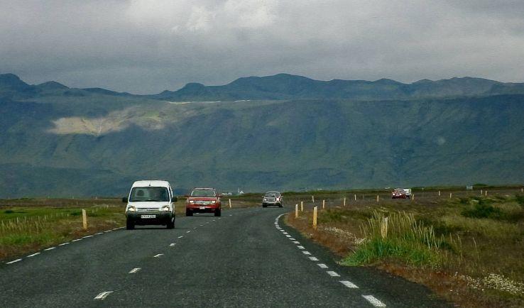 Туризм, В Исландии частично легализовали езду по бездорожью | В Исландии частично легализовали езду по бездорожью