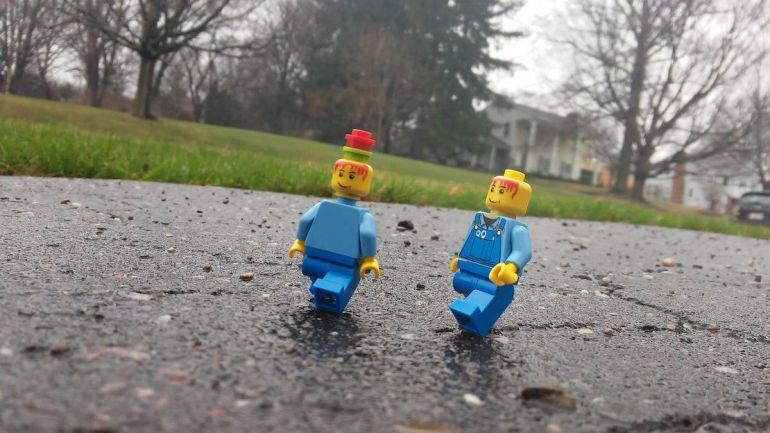 Бизнес, Лего заставило американских конкурентов прекратить выпуск некоторых игрушек | Лего заставило американских конкурентов прекратить выпуск некоторых игрушек