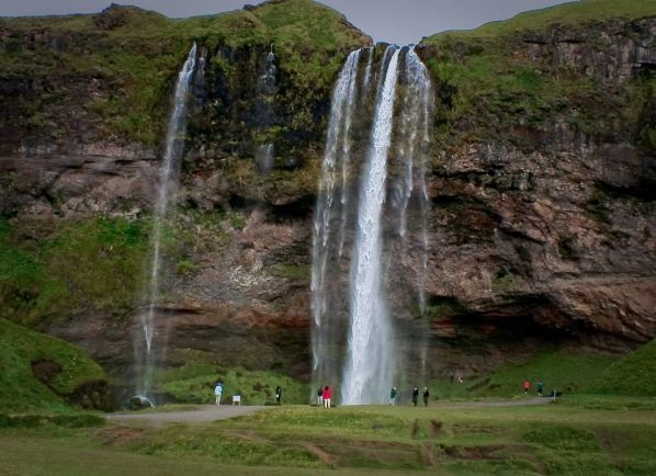 Туризм, В Исландии за год получили травмы 245 туристов | В Исландии за год получили травмы 245 туристов