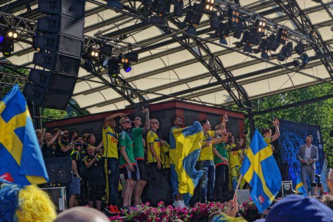 Калейдоскоп, Северные страны готовы принять финал чемпионата Европы по футболу   Северные страны готовы принять финал чемпионата Европы по футболу
