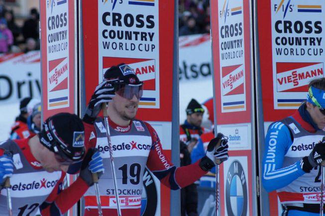Калейдоскоп, В главной лыжной гонке Швеции победил норвежец | В главной лыжной гонке Швеции победил норвежец