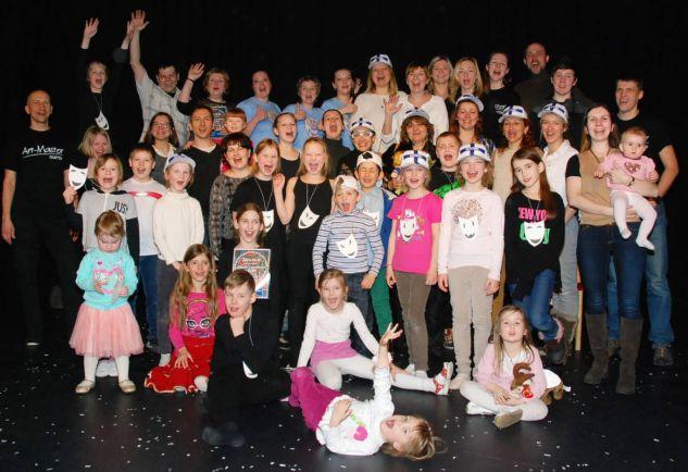 Культура, В Финляндии завершился Первый международный фестиваль русскоязычных детских театров   В Финляндии завершился Первый международный фестиваль русскоязычных детских театров