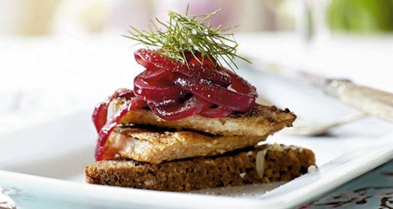 Рецепты, Жареная сельдь для пасхального обеда | Жареная сельдь для пасхального обеда