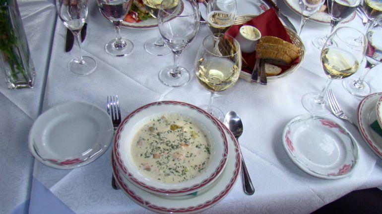Рецепты, Lohikeitto — финский сливочный суп с лососем | Лохикейтто — финский сливочный суп с лососем