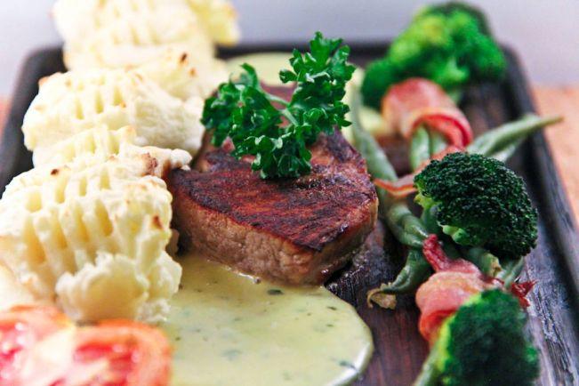 Рецепты, Шведский plankstek - Стейк на доске | Шведский plankstek - Стейк на доске