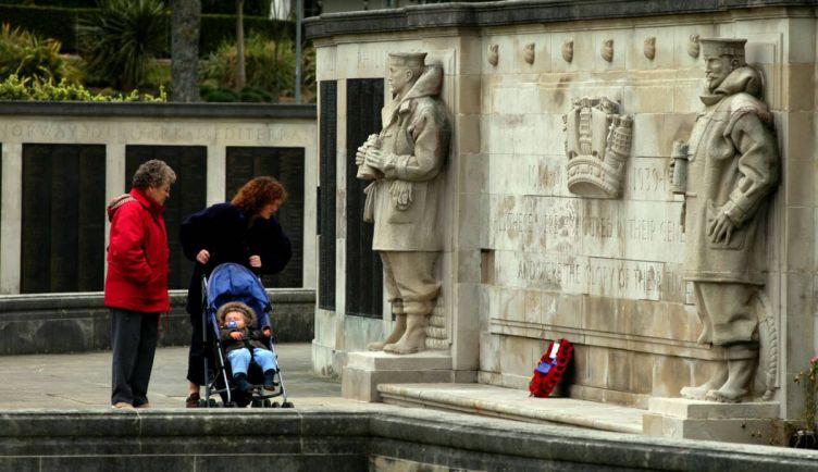 Общество, В Дании восстановили имя британского военного моряка павшего сто лет назад | В Дании восстановили имя британского военного моряка павшего сто лет назад