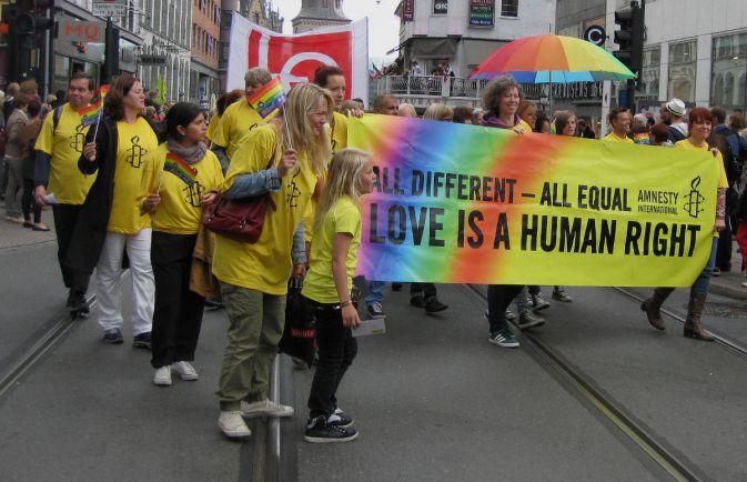 Общество, На Осло Прайде не станут усиливать меры безопасности из-за теракта в Орландо | На Осло Прайде не станут усиливать меры безопасности из-за теракта в Орландо
