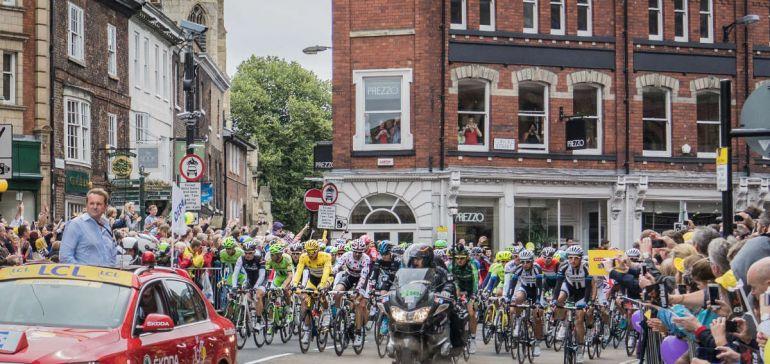 Туризм, Дания хочет проводить Тур де Франс |