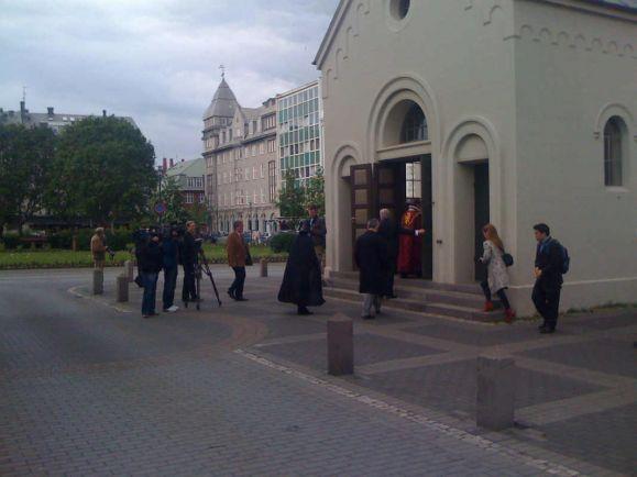 Калейдоскоп, В Рейкьявике назвали улицу в честь Дарта Вейдера | В Рейкьявике назвали улицу в честь Дарта Вейдера
