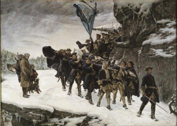 Культура, Национальный музей Швеции выложил в интернет 3 000 произведений из своей коллекции   Национальный музей Швеции выложил в интернет 3 000 произведений