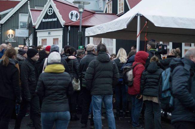 Культура, В бывшем общественном туалете Рейкьявика открылся музей панк-рока | В бывшем общественном туалете Рейкьявика открылся музей панк-рока