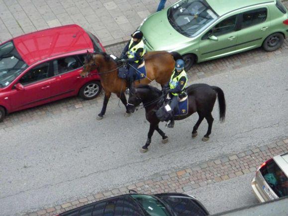 Общество, Шведская полиция работает хуже, чем когда-либо | Шведская полиция работает хуже, чем когда-либо