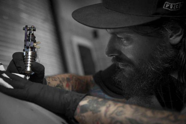 Калейдоскоп, Власти Дании защитят граждан от вредных веществ в чернилах татуировщиков | Власти Дании защитят граждан от вредных веществ в чернилах татуировщиков