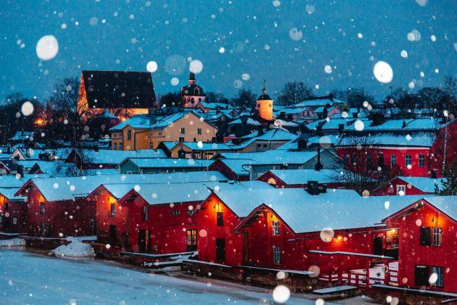 Статьи Калейдоскоп, Pikkujoulu - финская разминка перед Рождеством | Разминка перед Рождеством по-фински