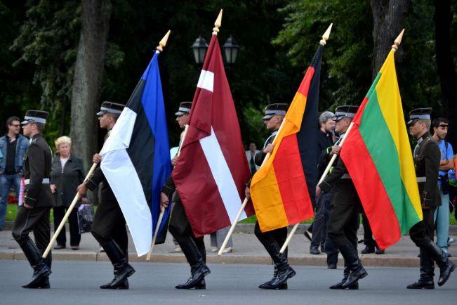 ООН внесла Эстонию, Латвию иЛитву всписок стран Северной Европы