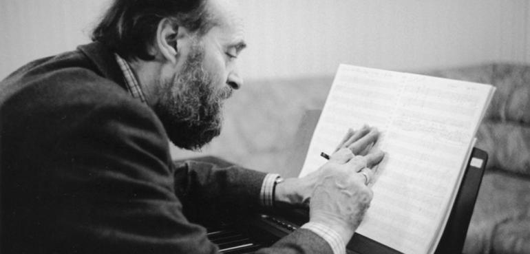 Культура, Эстонец Арво Пярт признан «самым исполняемым» современным композитором в мире | Эстонец Арво Пярт признан «самым исполняемым» современным композитором в мире