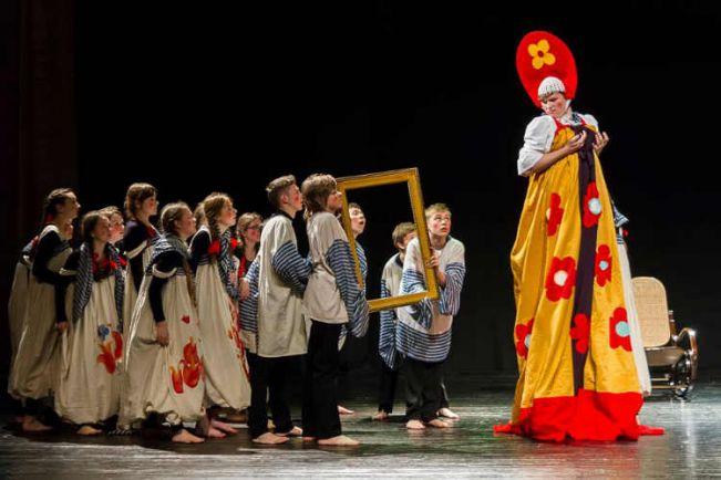 Культура, Второй международный фестиваль детских и молодежных театров «Сампо – мельница счастья» в Финляндии  