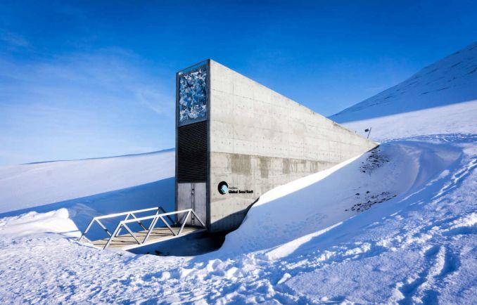 ВНорвегии открыли 2-ое «Хранилище Судного дня»