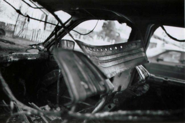 Общество, На юге Швеции в огне пострадало более ста машин | На юге Швеции в огне пострадало более ста машин