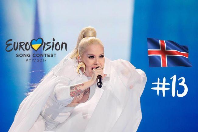 Участнице «Евровидения» отИсландии угрожает год тюрьмы на отчизне