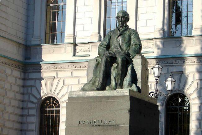 Статьи Общество, Йохан Вильгельм Снельман (1806–1881) - сенатор, профессор философии | Йохан Вильгельм Снельман (1806–1881) - сенатор, профессор философии