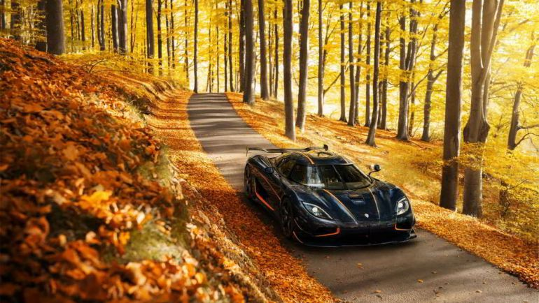 Калейдоскоп, Шведский суперкар Koenigsegg Agera RS  установил новый мировой рекорд скорости | Шведский суперкар установил новый мировой рекорд скорости